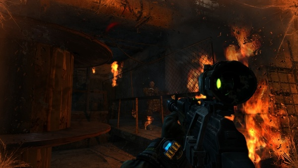 Screenshot zu Metro: Last Light - Screenshots