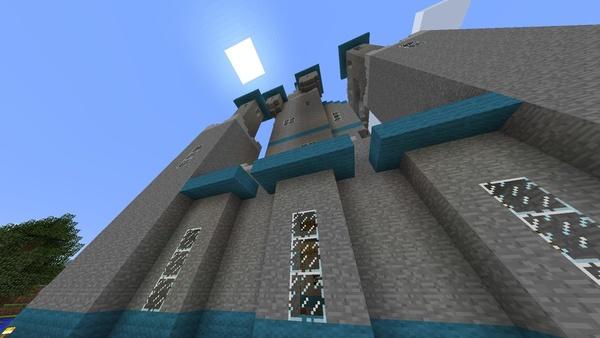 Bild der Galerie Minecraft-Großprojekte - Toadstool Tower