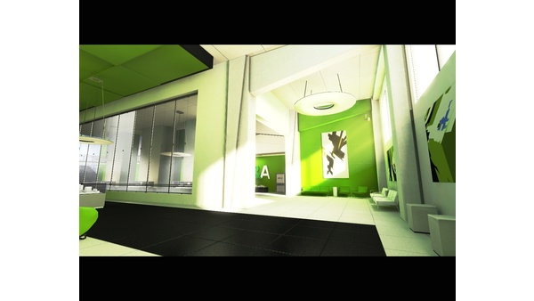 Screenshot zu The Colors of Mirror's Edge