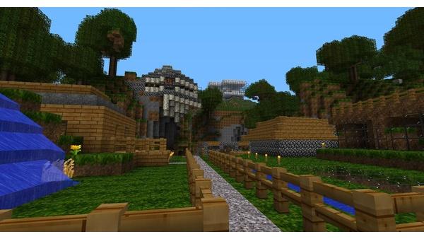 Screenshot zu Minecraft - Texture-Pack: Mixcraft