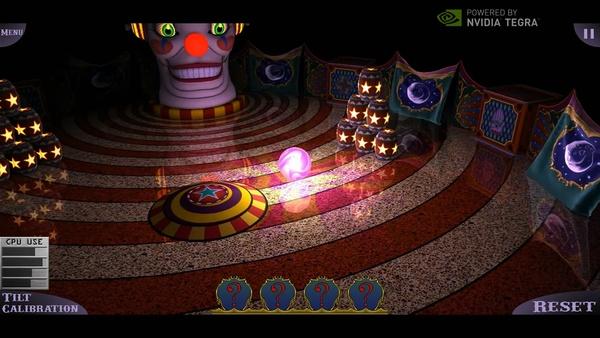Bild der Galerie Nvidia Tegra 3 - Grafikdemo des Quad-Core-Prozessors