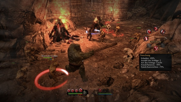 Screenshot zu Of Orcs and Men - Screenshots