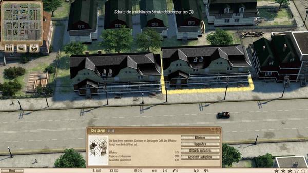 Screenshot zu Omerta: City of Gangsters - Screenshots