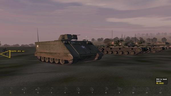 Bild der Galerie Panzer in Operation Flashpoint - Screenshots