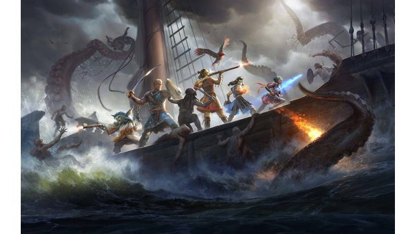 Bild der Galerie Pillars of Eternity 2: Deadfire - Artworks