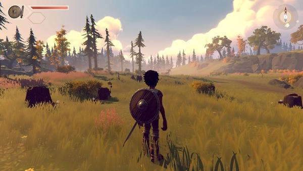 Screenshot zu Pine - Screenshots