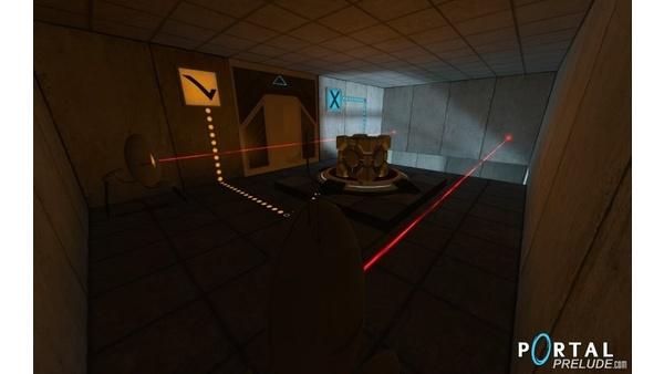 Screenshot zu Portal: Prelude - Screenshots