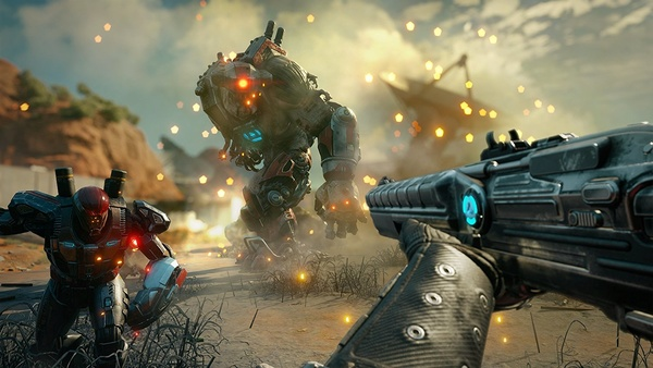 Screenshot zu Rage 2 - Screenshots