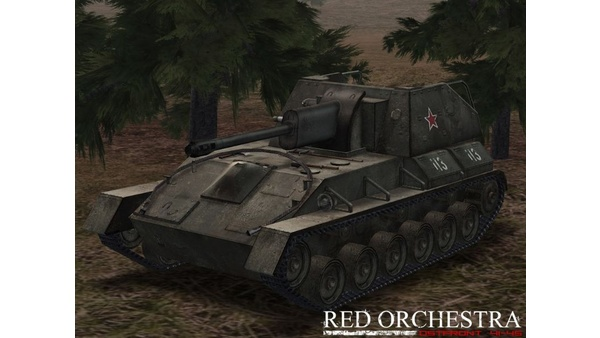 Bild der Galerie Panzer in Red Orchestra - Screenshots