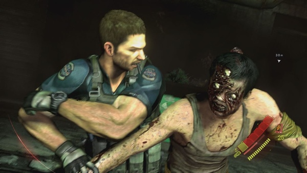 Screenshot zu Resident Evil 6 - Screenshots