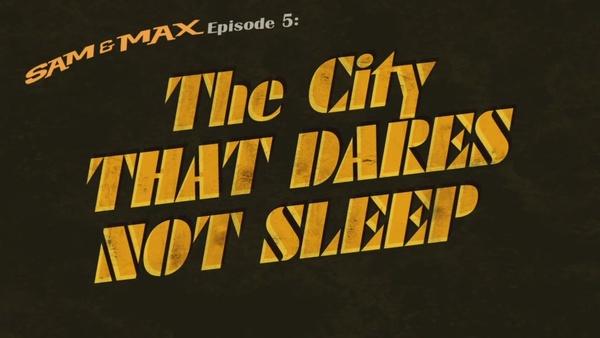 Screenshot zu Sam & Max: The Devil's Playhouse - Screenshots