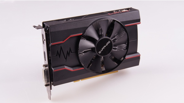 Bilder zu Sapphire Radeon RX 550 Pulse 4GD5 - Bilder