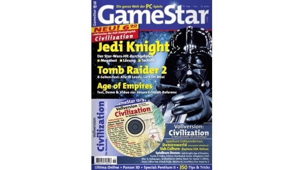 Bild der Galerie GameStar: Gute Cover - Unsere schönsten Titelseiten