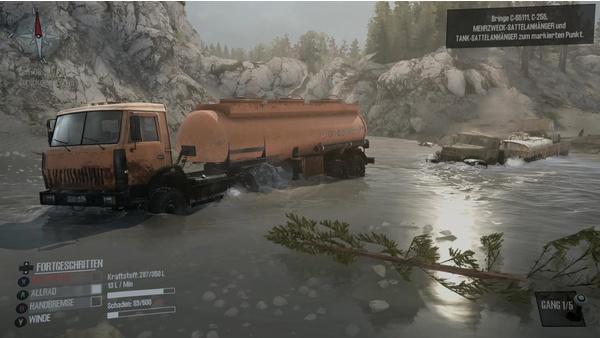 Screenshot zu Spintires: Mud Runner - Screenshots