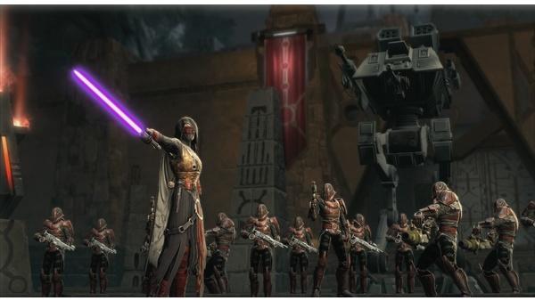 Screenshot zu Star Wars: The Old Republic - Screenshots