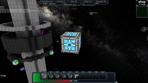 Screenshot zu StarMade - Screenshots