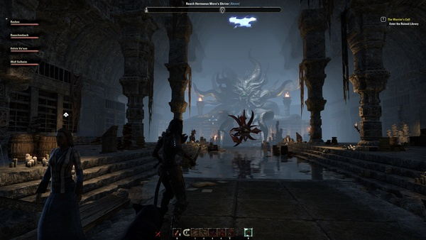 Screenshot zu The Elder Scrolls Online - Screenshots aus der PC-Version