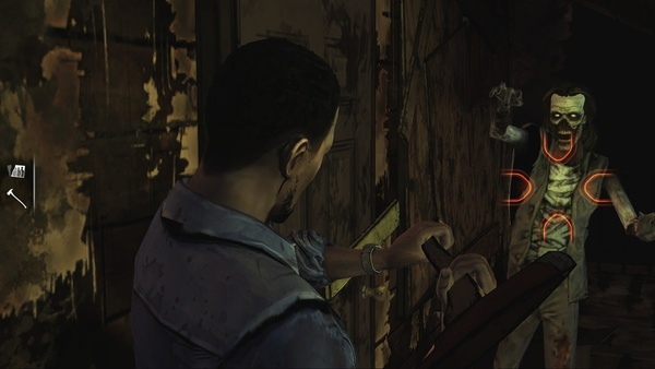 Screenshot zu The Walking Dead: Episode 1 - A New Day - Screenshots