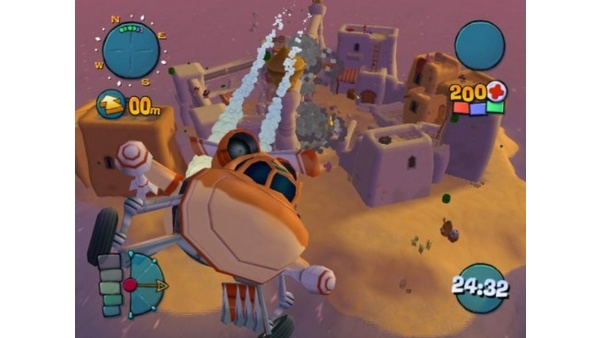 Screenshot zu Worms 4: Mayhem - Screenshots