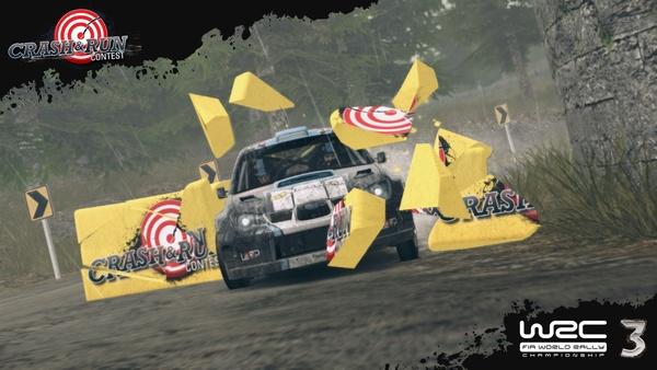 Screenshot zu WRC 3 - Screenshots
