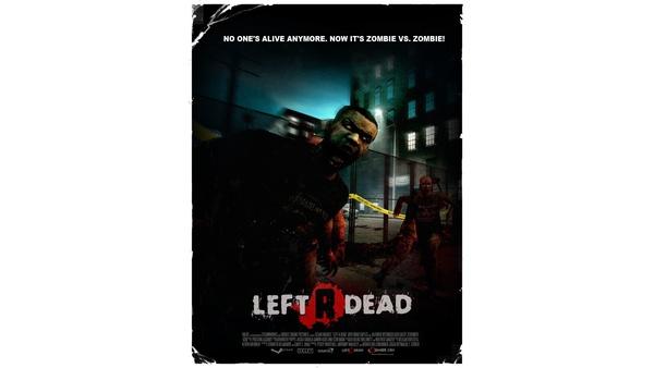 Screenshot zu Left 4 Dead - Ergebnisse des Posterwettbewerbs