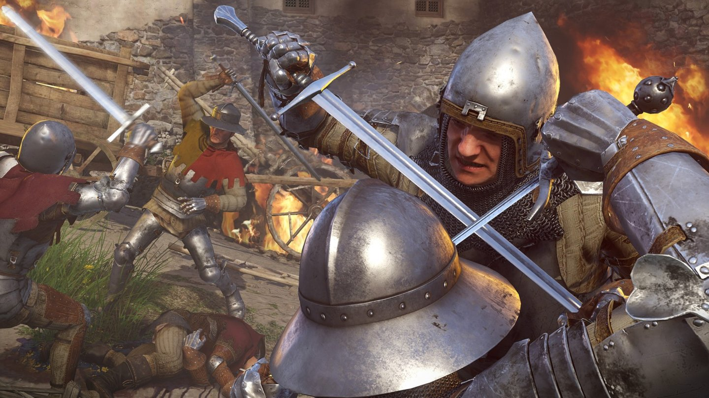 Kingdom Come: Deliverance bekommt Day-One