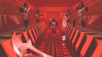 <b>Klingon Honor Guard (1998)</b> - Unreal Engine 1