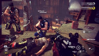 <b>Brink</b><br>PC-Screenshots aus der Test-Version