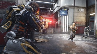 <b>Call of Duty Advanced Warfare</b><br>Screenshots aus dem DLC »Ascendance«