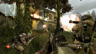 Call of Duty: Modern Warfare 2 - Stimulus Package - Overgrown
