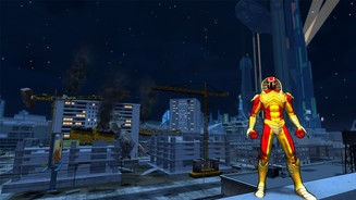 <b>Champions Online</b><br/>Screenshots zum Start der Free2Play-Version des Superhelden-MMOs.