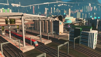 Cities: Skylines - Screenshots der Erweiterung Mass Transit