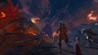 <b>Neverwinter</b><br/>Screenshots von der PS4-Version