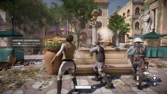 <b>Star Wars: Battlefront 2</b><br>Die Kampagne bringt uns zwar die Spezialfähigkeiten, aber nie die Persönlichkeit der Helden näher und fühlt sich dadurch oft wie ein Tutorial für den Multiplayer an.