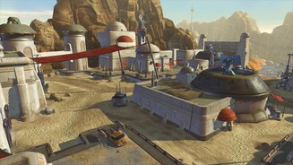 Star Wars: The Old Republic - Tatooine