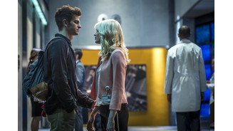 <b>The Amazing Spider-Man 2</b> (Bilder: Sony Pictures)<br>Andrew Garfield und Emma Stone funktionieren als Leinwandpaar hervorragend.