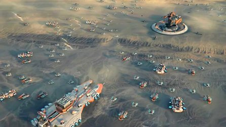 Ashes of the Singularity - Launch-Trailer zum Massen-Strategiespiel