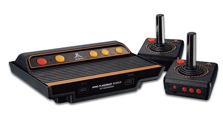 Amazon Blitzangebote am 18. Januar - Atari Flashback 8 HD Retro-Konsole