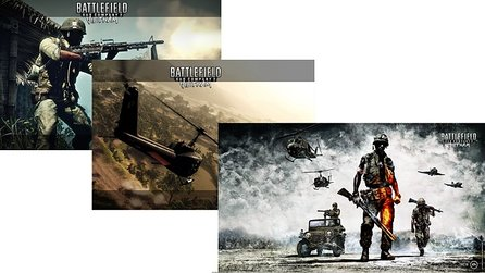 Battlefield: Bad Company 2 - Vietnam - Offizielle Games-Wallpaper zum BFBC2-DLC