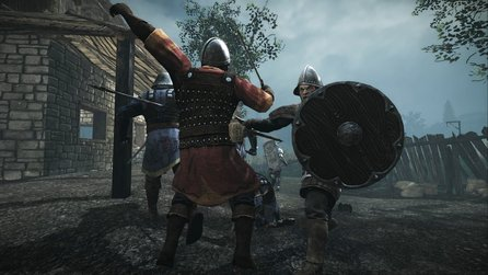 Chivalry: Medieval Warfare - Gameplay-Video: 10 Minuten aus dem Multiplayer-Mittelalter-Spiel