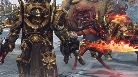 Dawn of War 2: Chaos Rising - Test-Video zum Strategie-Addon
