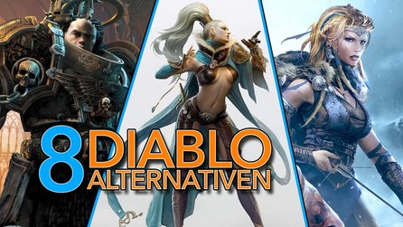 Diablo - Acht kommende Action-Rollenspiele als Alternative