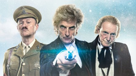 Doctor Who - Preview auf das Weihnachts-Special mit Peter Capaldi