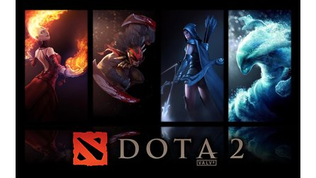 Dota 2 - Kontrollbesuch-Video zum MOBA-Hit