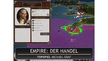 Empire: Total War - Test-Video: Der Handel