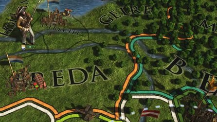 Europa Universalis 4 - Entwickler-Video zur Erweiterung »Wealth of Nations«