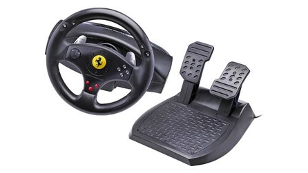 thrustmaster ferrari gt experience racing wheel. Black Bedroom Furniture Sets. Home Design Ideas