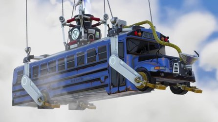 Fortnite: Battle Royale - Entwickler-Video zeigt Details der überarbeiteten Map