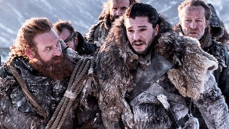 Game of Thrones Season 7 Episode 6 - Review: Unfug jenseits der Mauer