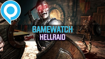 Gamewatch: Hellraid - Video-Analyse: Schönes Action-Skyrim